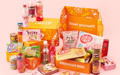 TokyoTreat Review- Japanese Munchies For Your Senses