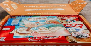 tokyotreat box - what is inside?