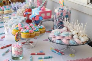 What Drink And Food To Serve At Baby Shower Party