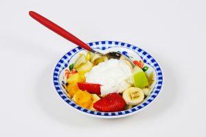 Fruit Salad With Yoghurt