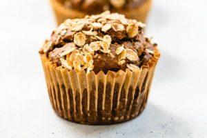 Healthy Banana Bread Muffins